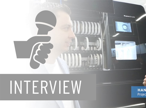Amann Girrbach Video: Ceramill Matik Insights | Interview with Ewert Zahntechnik & Service